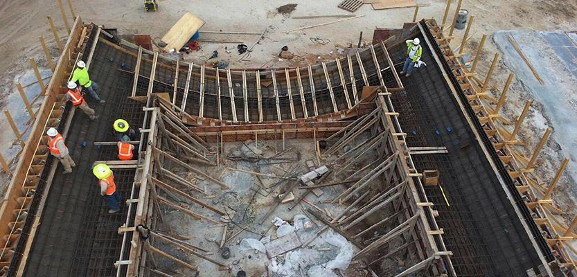 project Aldi corner radius